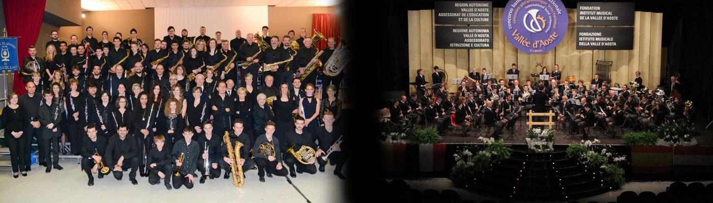 La Banda della Filarmonica di Bussoleno