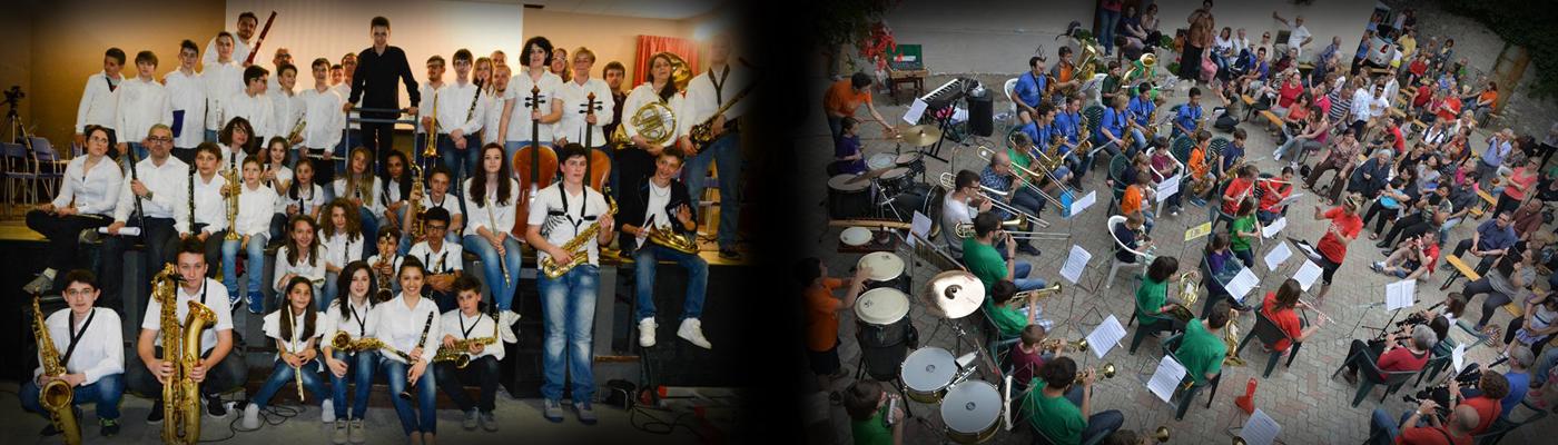 Banda giovanile della Filarmonica di Bussoleno